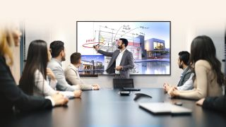 LG Business Solutions has introduced the LG TR3BF series of IR-based Interactive Digital Boards, available in 65-, 75-, and 86-inch models.