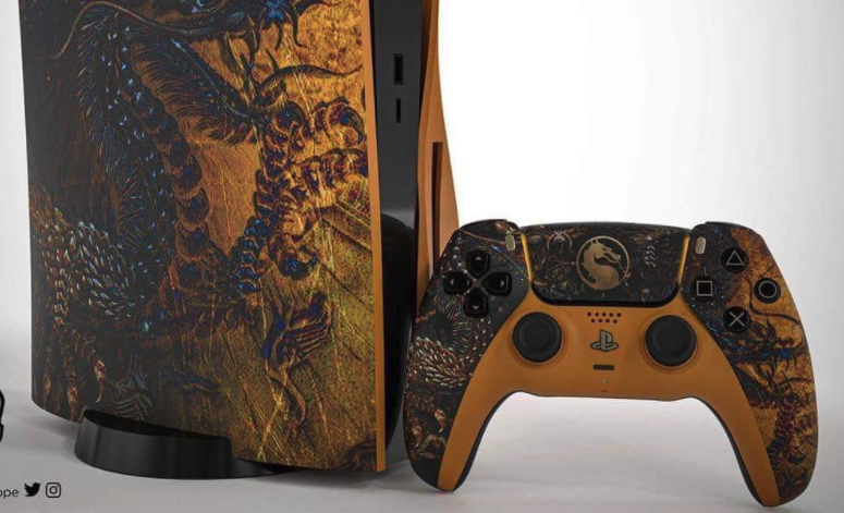 These Fan Made Custom Ps5 Skins Are The Most Incredible Things You Ll See Today Gamesradar