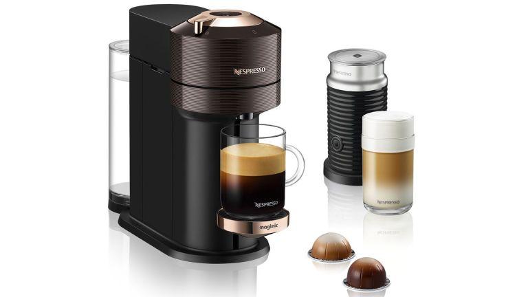 NESPRESSO by Magimix Vertuo Next & Milk Coffee Machine