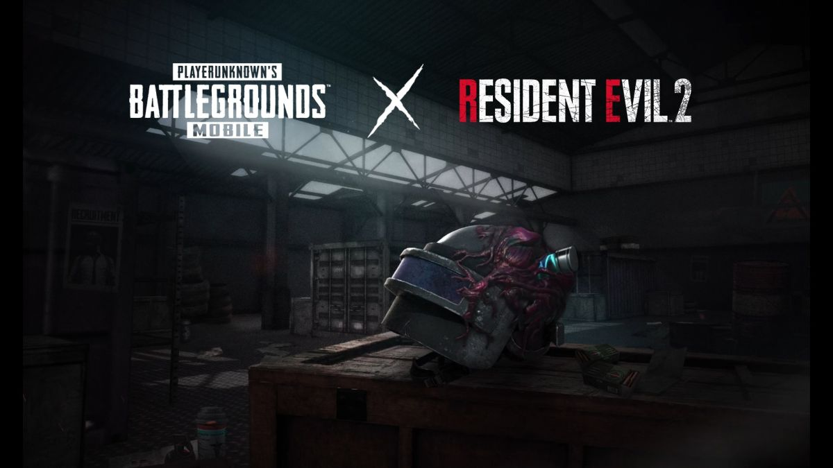 Image result for pubg mobile x resident evil 2