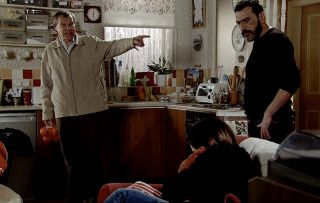 Coronation Street spoilers: Roy Cropper turns his back on Carla