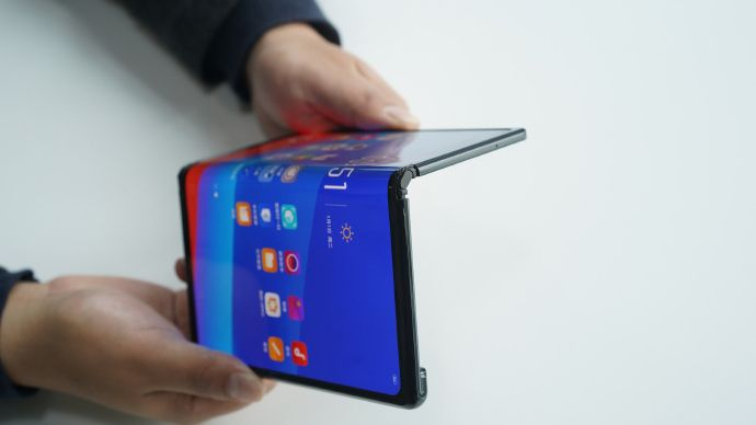 Oppo Fold Display Huawei Mate X Relase Date Price