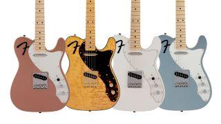 Fender Japan Thinline Telecasters