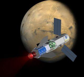 Spacecraft concept image