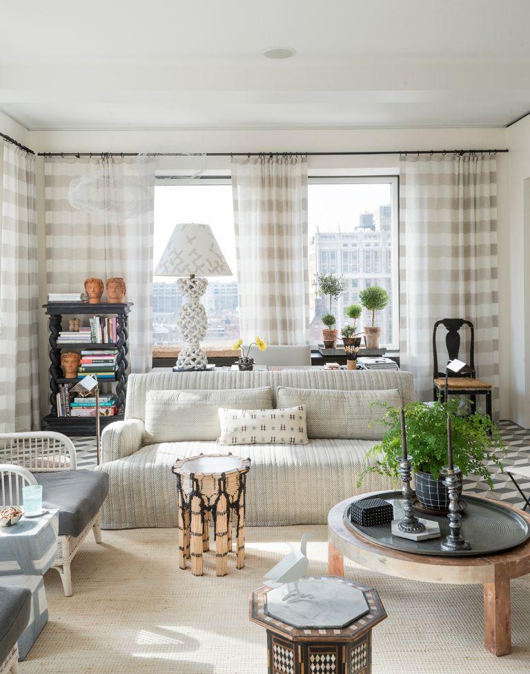 New York Art Deco apartment