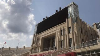 Danley Powers Indiana University's 53,000-Seat Memorial Stadium