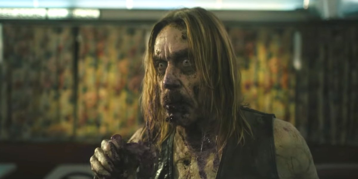 Iggy Pop in The Dead Don't Die