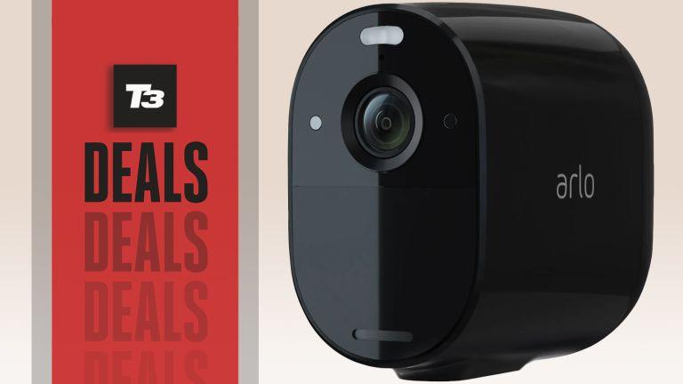 cheap wireless security camera deals arlo