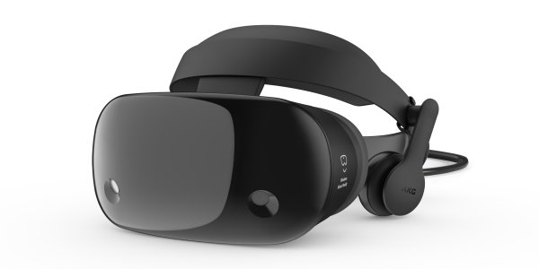 Mixed Reality Headset
