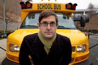 A quick chat with Louis Theroux