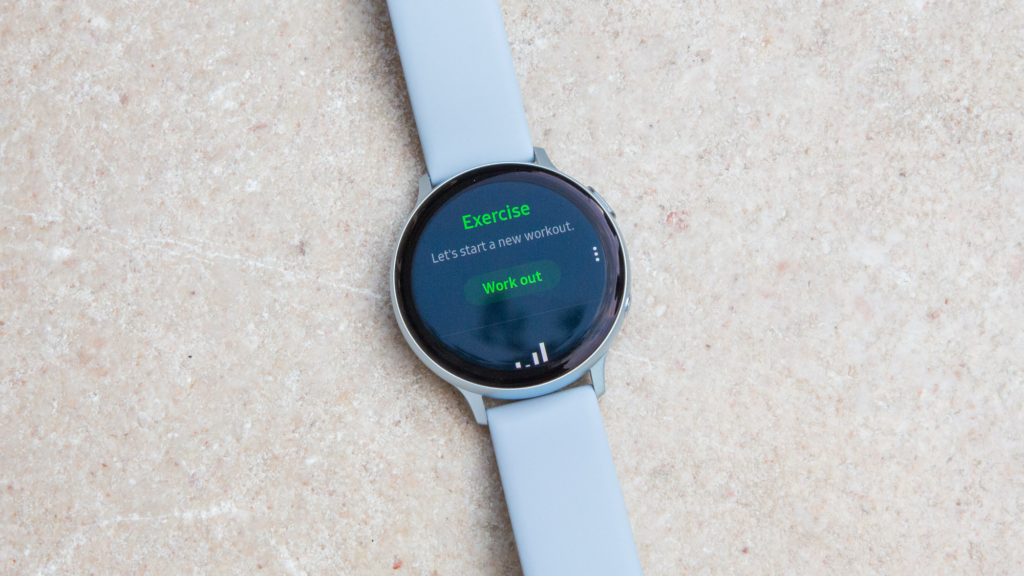 A new Galaxy Watch Active is likely on the way