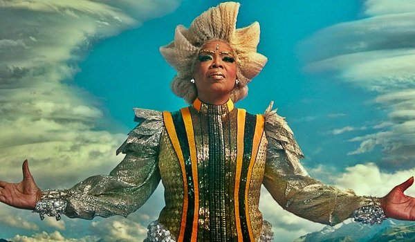 A Wrinkle In Time Oprah Winfrey Mrs. Which with arms wide open