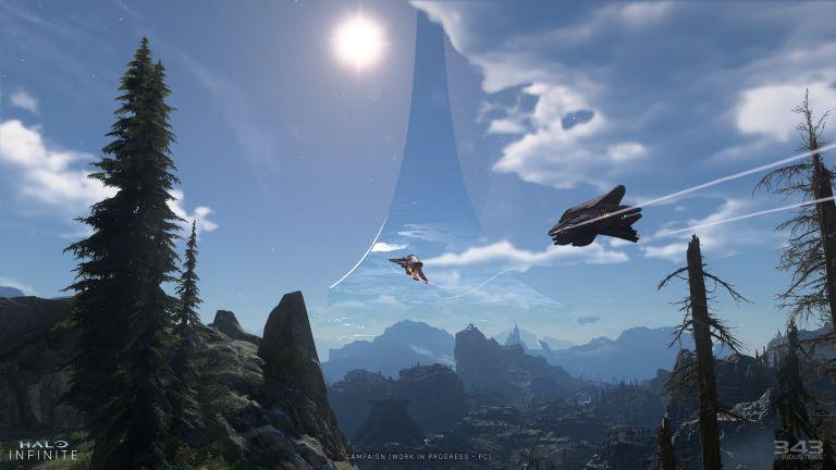 Halo Infinite Xbox Series X PS5