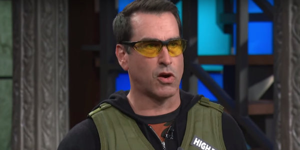 Rob Riggle The Late Show with Stephen Colbert