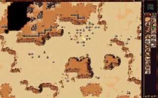 Celeting Dune 2000, Westwood's forgotten RTS | PC Gamer on peninsula map, plain map, the hobbit map, strait map, badlands map, channel map, star wars map, wall street map, moon map, brazil map, ringworld map, steppe map, mulholland drive map, lagoon map, paper towns map, estuary map, the maze runner map, cliff map, ark map, star trek map,