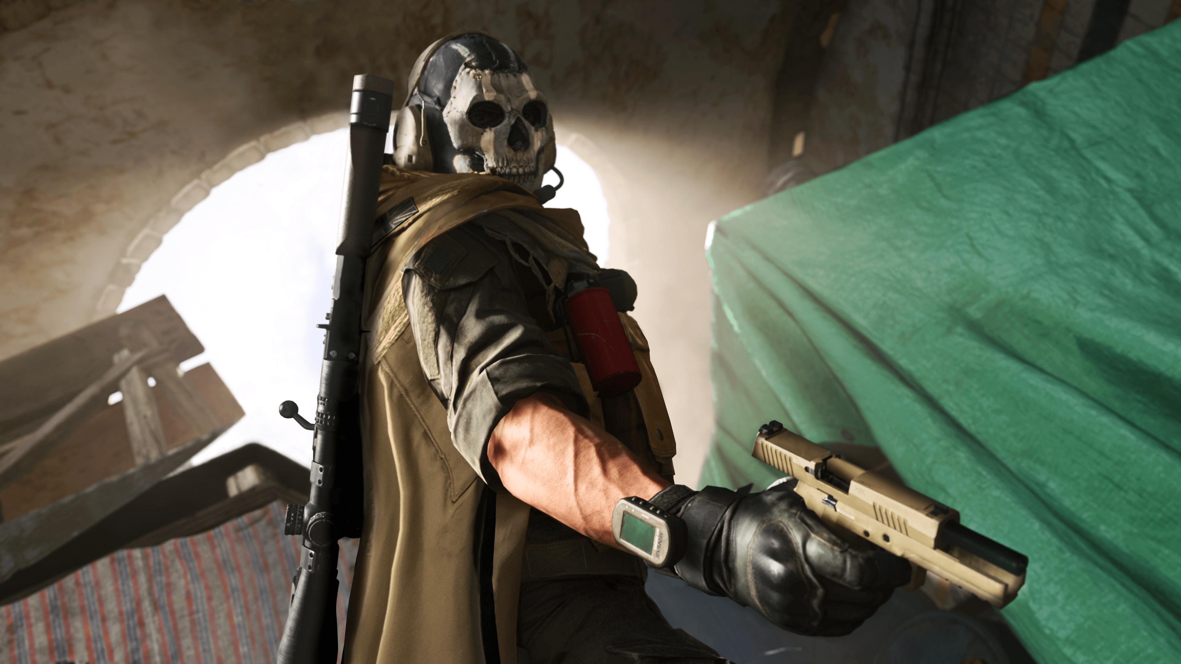 Call Of Duty Modern Warfare S Battle Royale Mode Apparently