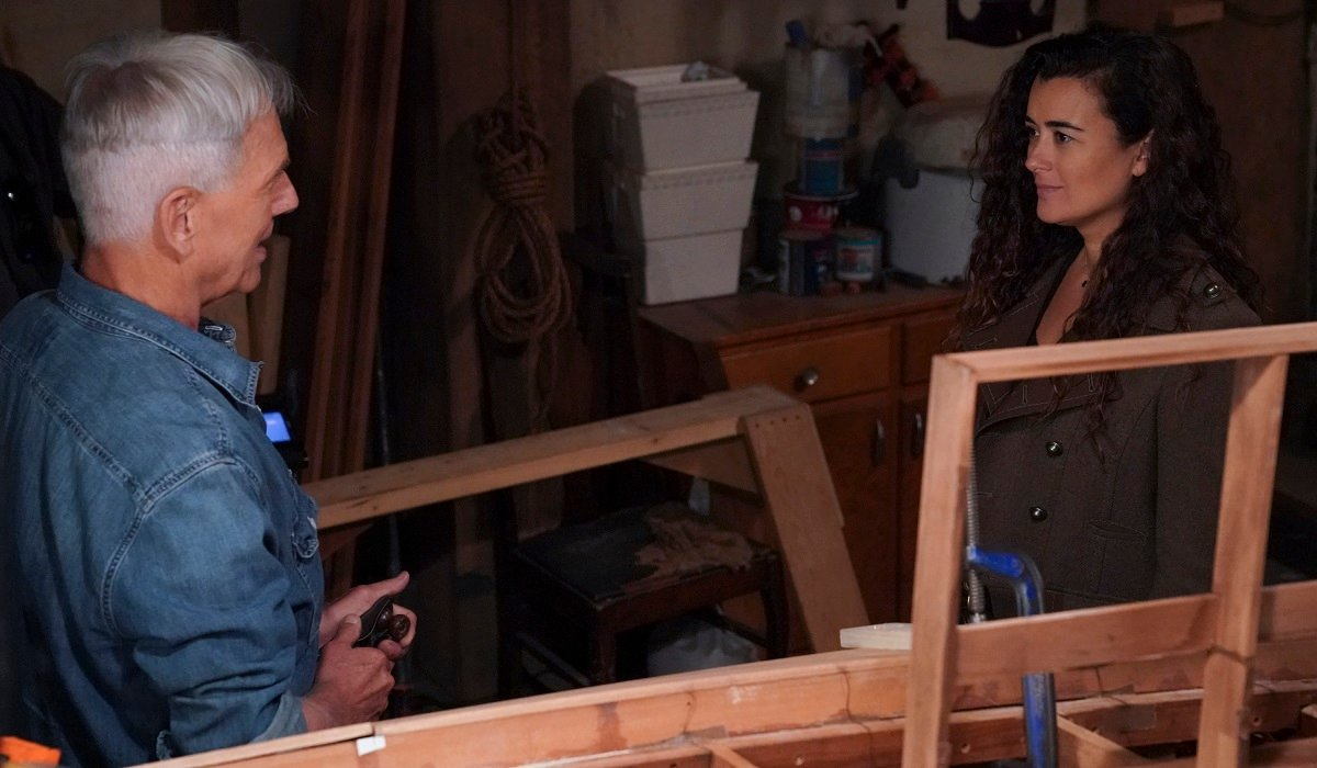 Gibbs Ziva NCIS CBS season 17 premiere