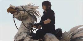 Final Fantasy XV Details Four New DLC Packs