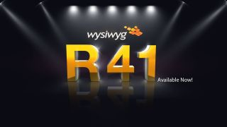 New wysiwyg Release 41 adds exciting features, improves workflow