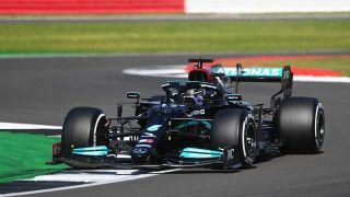 F1 Belgian Grand Prix live stream — Lewis Hamilton of Mercedes