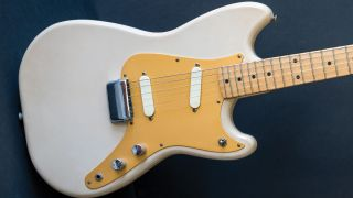 The History of the Fender Duo-Sonic