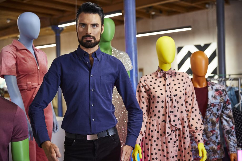 Rylan Clark fronts You Are What You Wear
