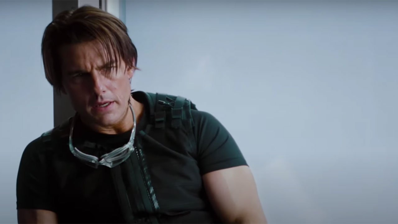 Tom Cruise Shocked Some Hikers After They Stumbled Upon Him Doing Parachute Jumps