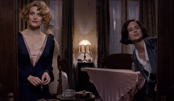 tina and queenie fantastic beasts