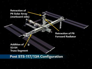 Mission Atlantis: Space Station Power Play