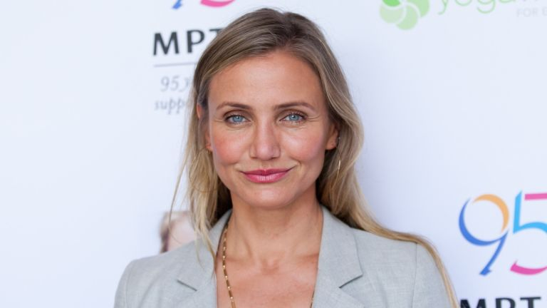 Cameron Diaz attends the MPTF Celebration for health and fitness at The Wasserman Campus on June 10, 2016 in Woodland Hills, California