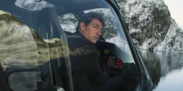 Check Out Tom Cruise Flying A Helicopter For Crazy Mission: Impossible Fallout Stunt