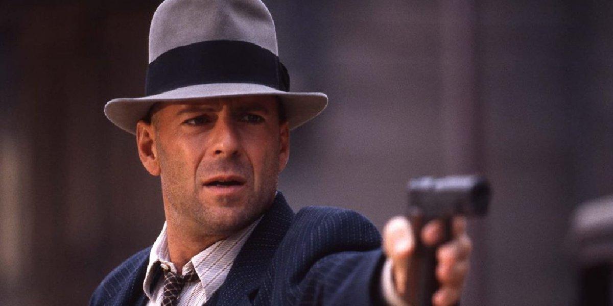Bruce Willis in Last Man Standing.