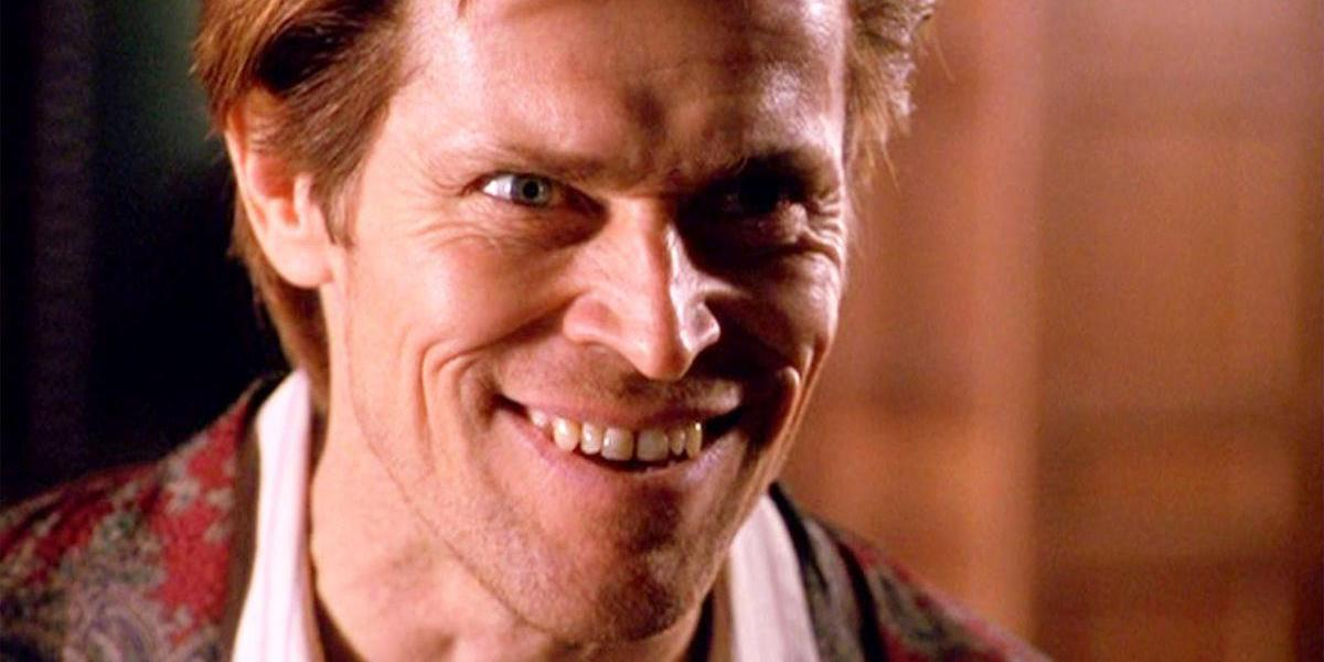 Willem Dafoe as Green Goblin in Spider-Man