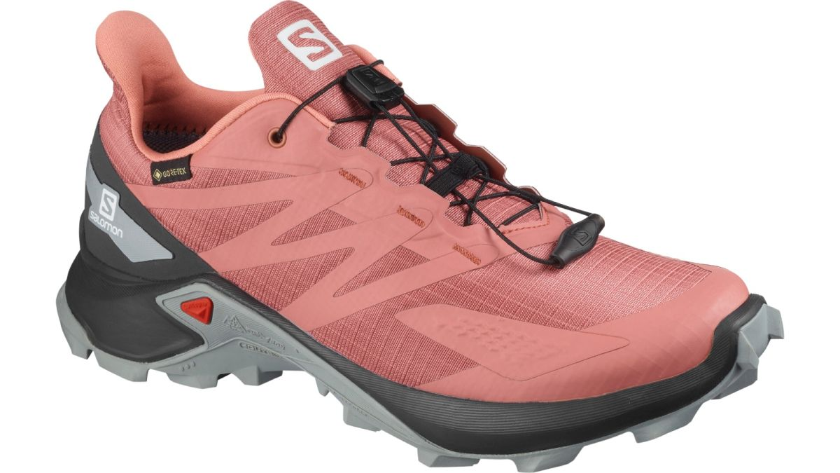 Salomon Supercross Blast GTX W review: Will these new laces help to revolutionise your running?