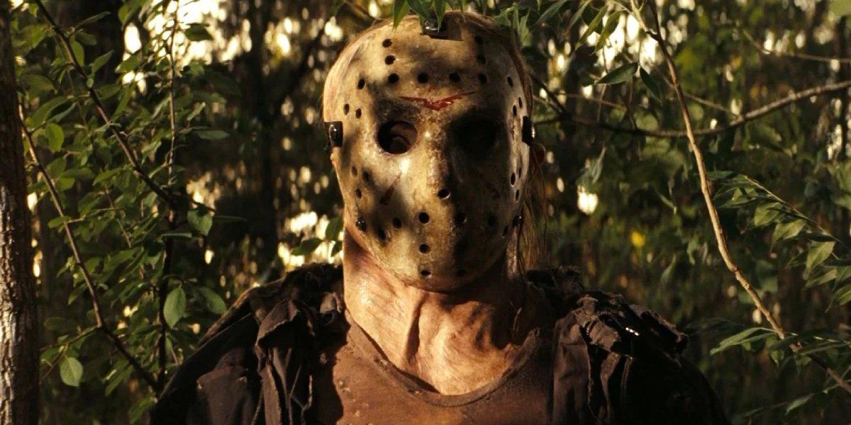 Derek Mears as Jason Voorhees in 2009's Friday the 13th