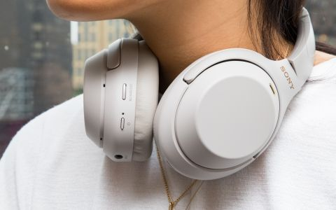 17ae1674527 One of the best gets better, as the Sony WH-1000XM3 packs killer sound and  noise cancellation into a slender design.