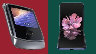 Motorola Razr 2020 vs Samsung Galaxy Z Flip