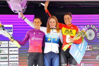 Annemiek van Vleuten wins stage 3 mountaintop finish at Ladies Tour of Norway