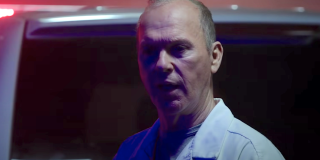 Michael Keaton in Morbius