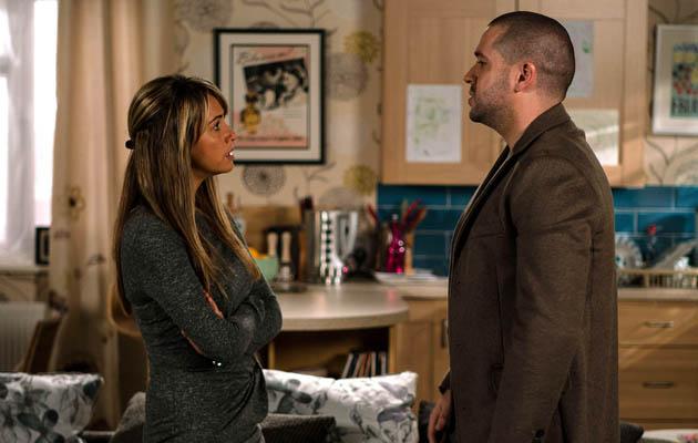 Aidan and Maria