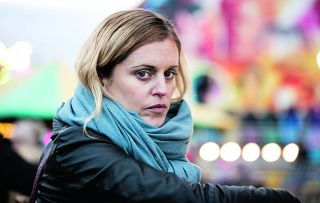 Denise Gough and Tom Hughes lead the cast in a dark three-part thriller
