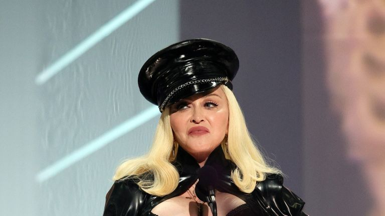 Madonna has confused fans with her showstopping look at this year's MTV Video Music Awards