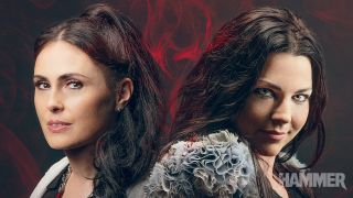 Within Temptation's Sharon den Adel and Evanescence's Amy Lee