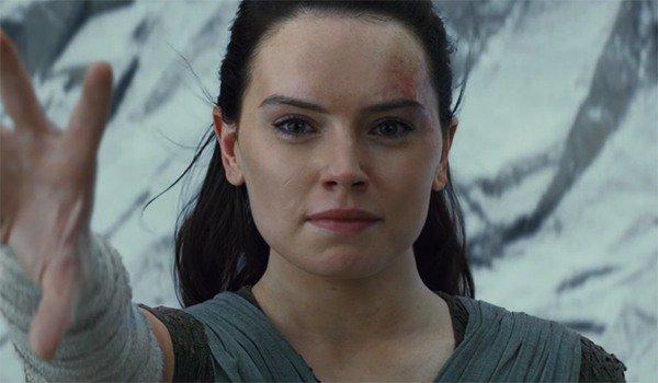 Daisy Ridley Star Wars: The Last Jedi