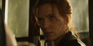 Scarlett Johansson in Black Widow solo film