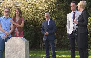 Hollyoaks Nathan grave