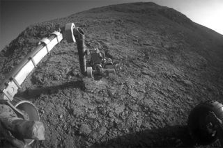 Mars Exploration Rover Opportunity tool turret