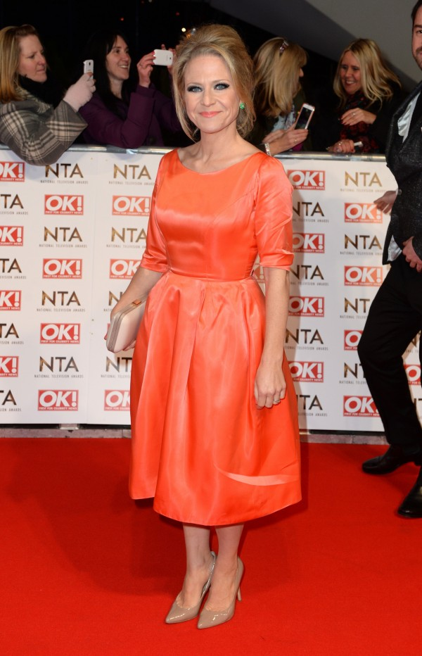Kellie Bright (Doug Peters/EMPICS)