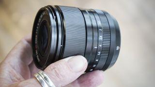 Fujifilm XF33mm f1.4 R LM WR