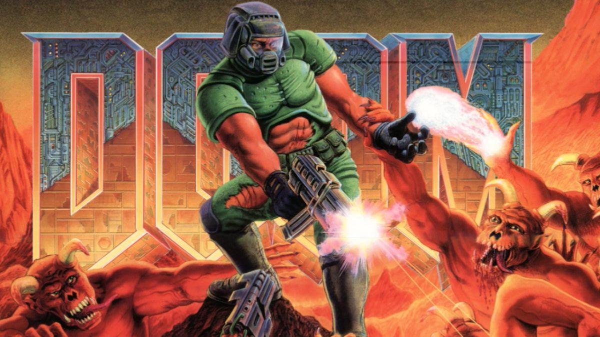 Fun Doom Fact John Romero Is Doom Guy Well The Model For The